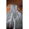 Свадебное платье ручная вышевка один раз одета в идеальном состоянии