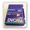 Dvcam-40ме профессиональные видеокассеты