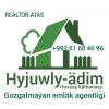 Satlyk kwartira mejlaukada 4/4 etaj 2 komnat remont gowy pol lominat smejka document tayyar baha janda
