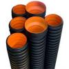 Гофрированные трубы из пэ для канализации d 200 мм
