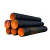 Гофрированные трубы из пэ для канализации lagym turbalary D125 мм
