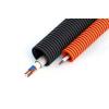 Гофрированный кабельный канал для прокладки электросетей d 20 мм