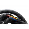 Гофрированный кабельный канал для прокладки электросетей d 25 mm