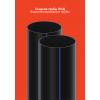Гладкие трубы ПНД (Водогазопроводные трубы) D 110 мм PN 10