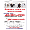 Свободные вакансии от кадрового агентства профессионал на 11 06 2021 г